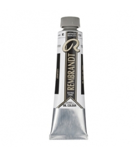 104 Zinc White Rembrandt Yağlı Boya 40 ml (Safflower Oil)