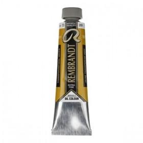 281 Transp. Yellow Grn. Rembrandt Yağlı Boya 40 ml