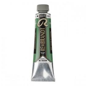 668 Chromium Oxide Green Rembrandt Yağlı Boya 40 ml