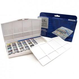 Winsor & Newton Cotman Tablet Sulu Boya 24 Renk