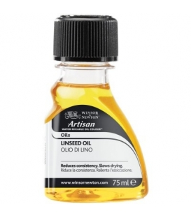 Winsor & Newton Artisan Water Mixable Linseed Oil Artisan Keten Yağı