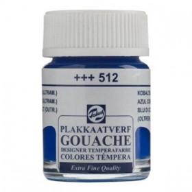 Talens Guaj Boya 512 Cobalt Blue (Ultramarine)