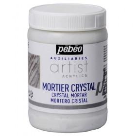 Pebeo Acrylic Crystal Mortar Kristal Harcı 250 ml.