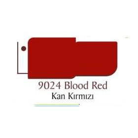 Texco 9024 Kan Kırmızı 130 ml Akrilik Ahşap Boyası