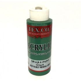 Texco 9069 Küf Yeşili 130 ml Akrilik Ahşap Boyası