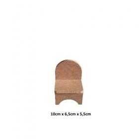 Sandalye Minyatür Ahşap Obje YN36