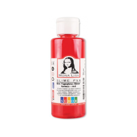 Südor Mona Lisa Slime Jeli Kırmızı 70cc