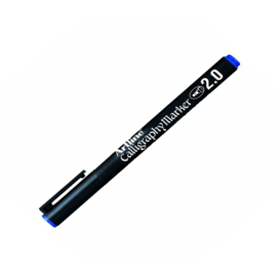 Artline Permanent Kaligrafi Kalemi 2.0 mm MAVİ