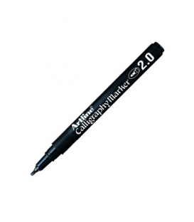 Artline Permanent Kaligrafi Kalemi 2.0 mm BLACK