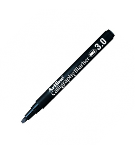 Artline Permanent Kaligrafi Kalemi 3.0 mm Black