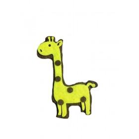 Tatlı Zürafa 8x10cm Keçe Süs