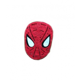 Örümcek Adam 3x2 cm Keçe Süs