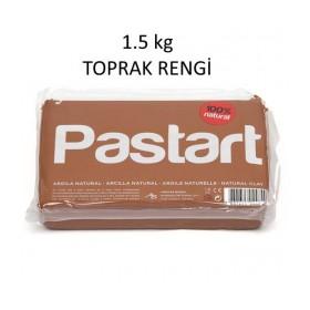 Pastart Doğal Model Kili TOPRAK RENGİ 1.5 kg