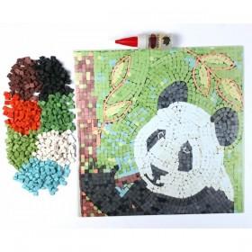 Artebella Seramik Mozaik Seti PANDA