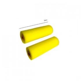 10cm'lik (2'li) Sünger Rulo Yedek Uç