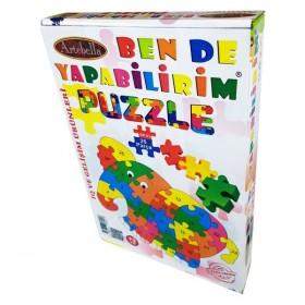 Artebella Puzzle 25 Parça Fil
