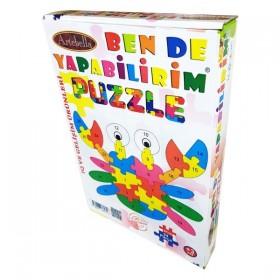 Artebella Puzzle 24 Parça YENGEÇ