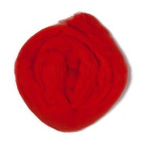 Kartopu  Yün Keçe Bayrak Kırmızı  K-160