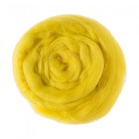 Kartopu  Yün Keçe Sarı  K-323