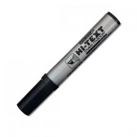 Hi-Text 840PC Kesik Uçlu Permanent Kalem 10 mm SiYAH