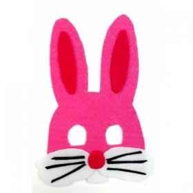 Artebella Keçe Maske Seti Mutlu Tavşan
