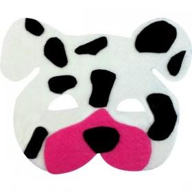 Artebella Keçe Maske Seti Dalmaçyalı Köpek