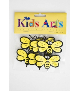 Kids Arts Keçe Sticker ARI
