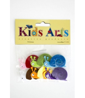 Kids Arts Keçe Sticker SALYANGOZ