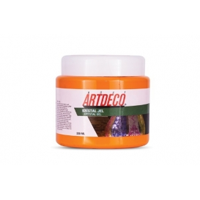 Artdeco Kristal JEL TURUNCU 220 ml