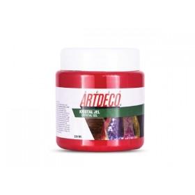 Artdeco Kristal JEL KIRMIZI 220 ml