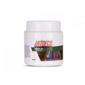 Artdeco Kristal JEL BEYAZ 220 ml