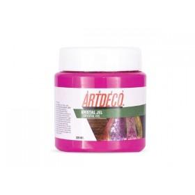 Artdeco Kristal JEL FUŞYA 220 ml