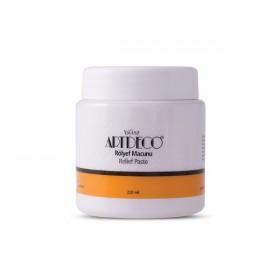 Artdeco Rölyef (Pasta) Macun Beyaz 220ml