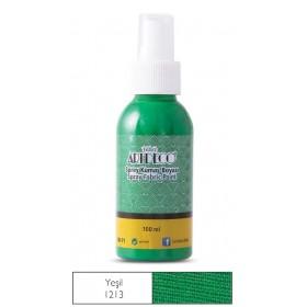 1213 Yeşil Artdeco Sprey Kumaş Boyası 100 ml