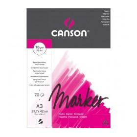 Canson Marker Layout Blok A3 70 gr. 70 Sayfa