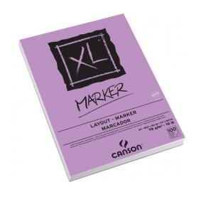 Canson XL Marker Defteri Pad A3 70 gr. 100 Sayfa