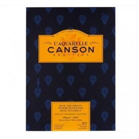 Canson Heritage Sulu Boya Blok 300 gr. 26x36 cm. 12 yp. Soğuk Baskı