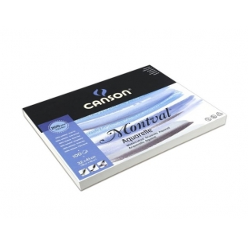 Canson Montval Maxi Pack Suluboya Blok 200 gr. 100 Sayfa 32x41 cm.