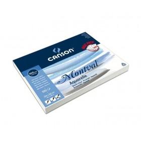 Canson Montval Maxi Pack Suluboya Blok 300 gr. 100 Sayfa 24x32 cm.