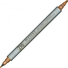 Zig Davetiye Kalemi Metalik 123 COPPER