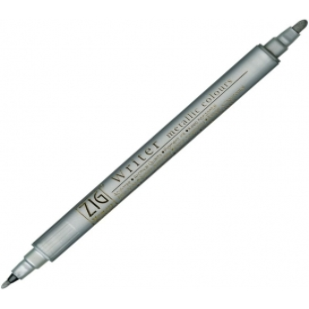 Zig Davetiye Kalemi Metalik 102 SILVER