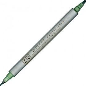 Zig Davetiye Kalemi Metalik 121 GREEN