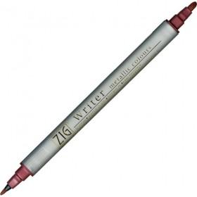 Zig Davetiye Kalemi Metalik 126 RED