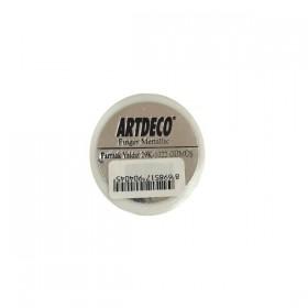 Artdeco Parmak Yaldız  Gümüş 1022