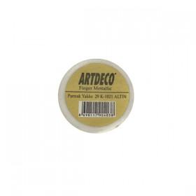 Artdeco Parmak Yaldız  Altın 1021