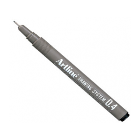 Artline Drawing System Teknik Çizim Kalemi 0.4 mm