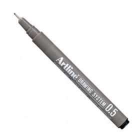 Artline Drawing System Teknik Çizim Kalemi 0.5 mm