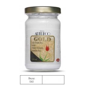 Artdeco Geleneksel Ebru Boyası 105ml Beyaz 060