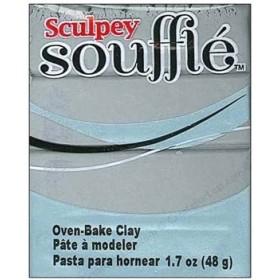 Sculpey Souffle Polimer Kil CONCRETE GREY