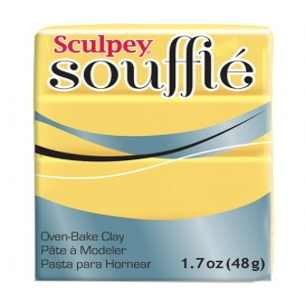 Sculpey Souffle Polimer Kil KANARYA